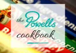 Powells Cookbook
