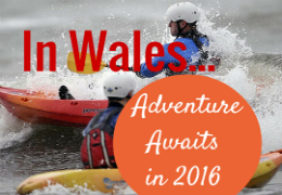 Wales Adventures for 2016